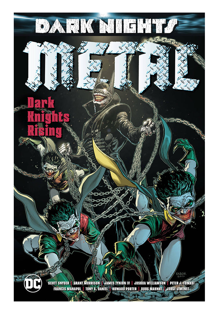 DC COMICS Dark Nights: Metal - Rising Graphic Novel