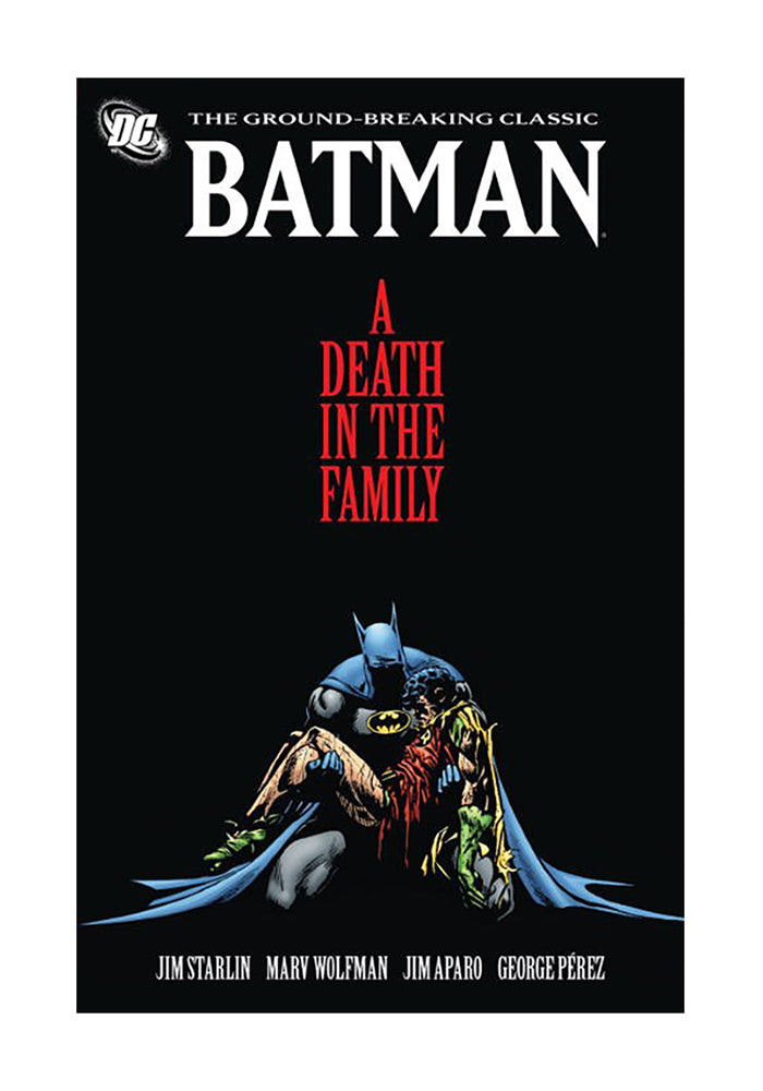 DC COMICS Batman: A Death In The Family New Edition Graphic Novel