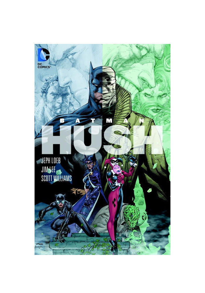 DC COMICS Batman: Hush Graphic Novel