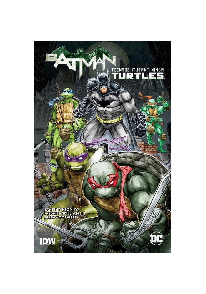 DC COMICS Batman / Teenage Mutant Ninja Turtles Vol. 1 Graphic Novel