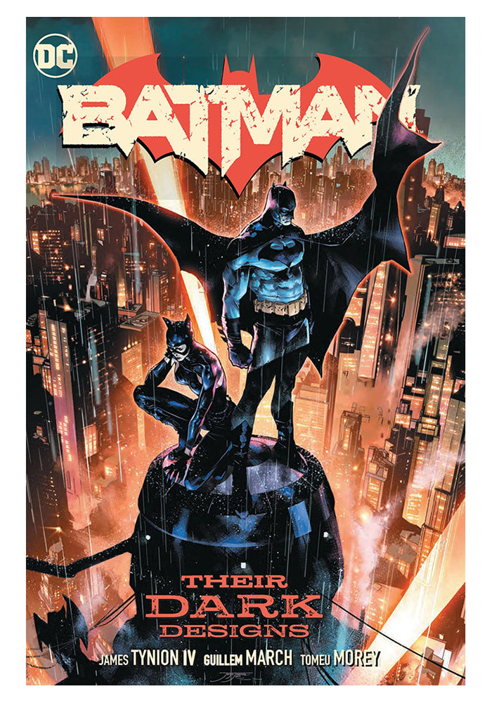 DC COMICS Batman Vol. 1: Their Dark Designs Hardcover Graphic Novel