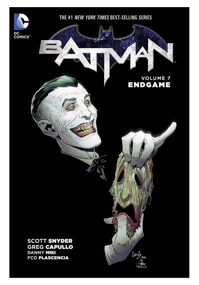 DC COMICS Batman Vol. 7: Endgame (The New 52) Graphic Novel
