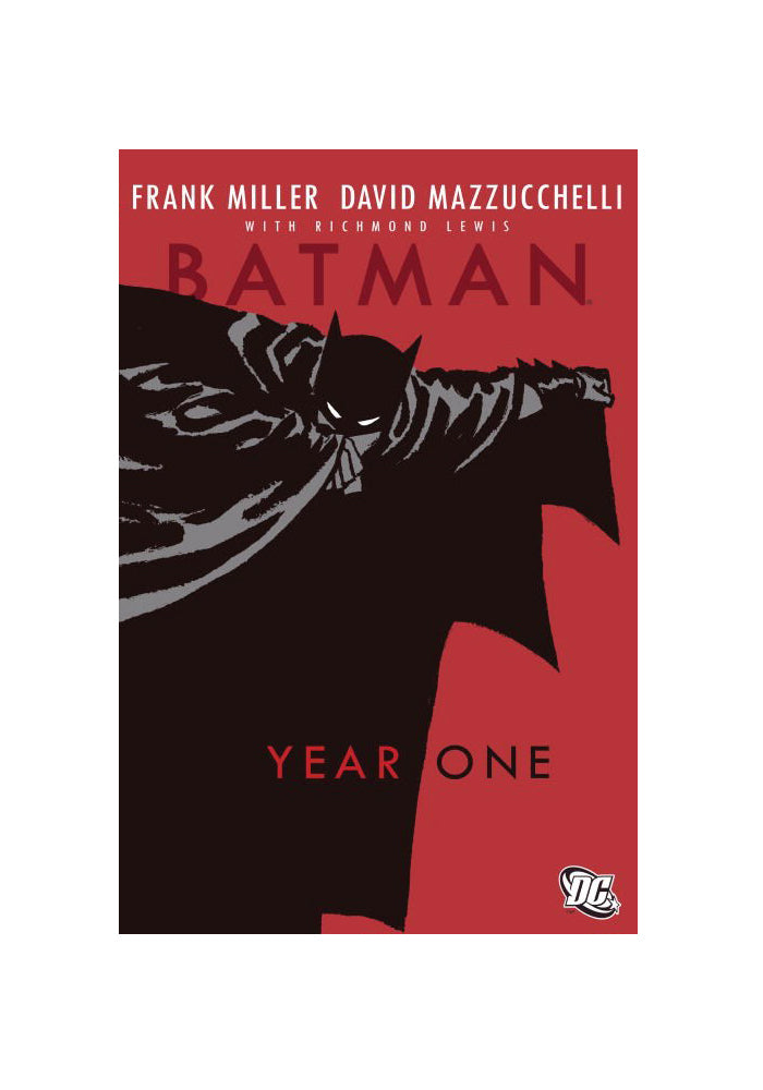 DC COMICS Batman: Year One Graphic Novel