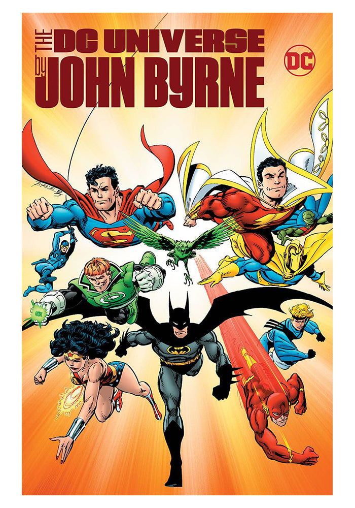 DC COMICS DC Universe By John Byrne Hardcover Graphic Novel