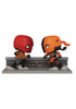 DC COMICS Funko Pop! Comic Moments: Red Hood Vs. Deathstroke SDCC 2020 PX Exclusive