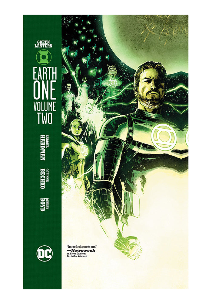 Image result for green lantern earth one vol 2