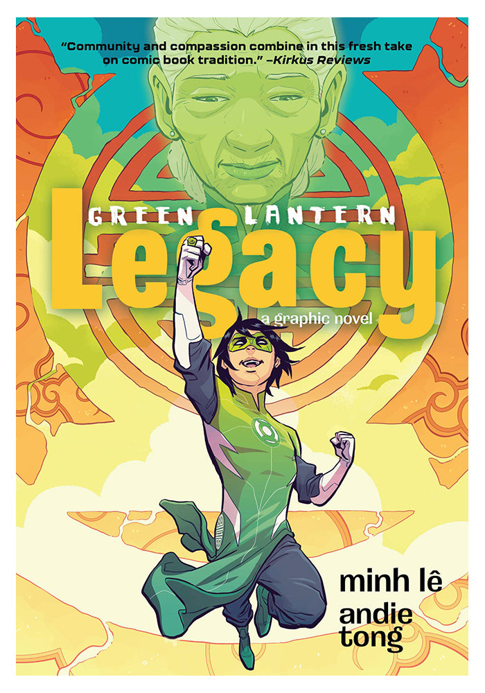 DC COMICS Green Lantern: Legacy Graphic Novel