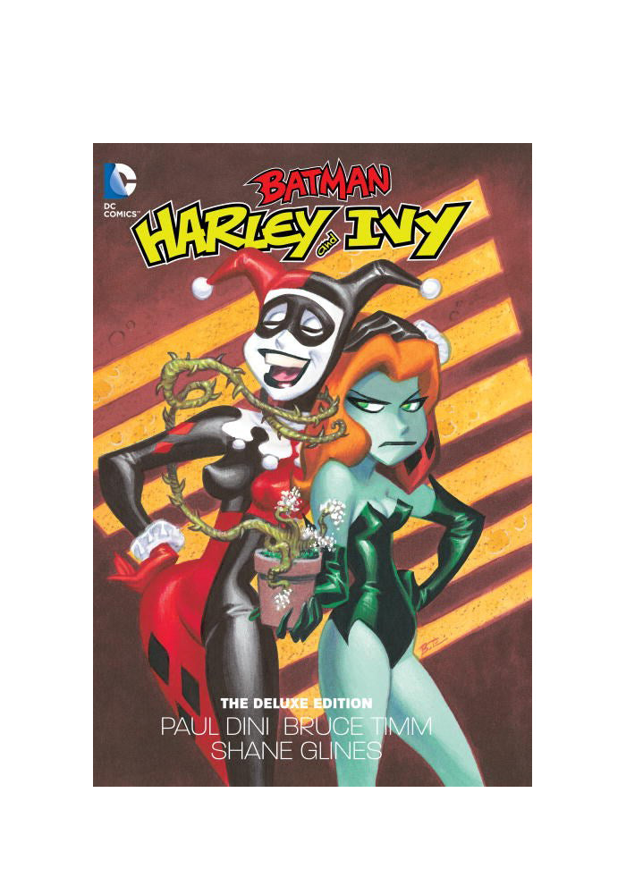 DC COMICS Harley and Ivy: The Deluxe Edition Hardcover