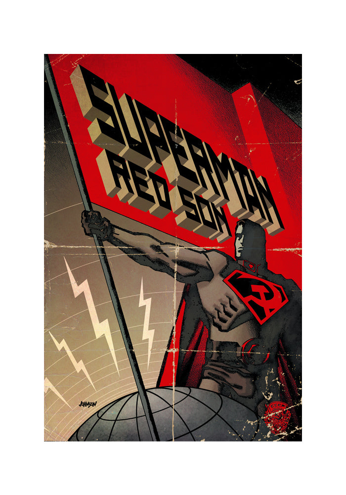 DC COMICS Superman: Red Son (New Edition) Graphic Novel