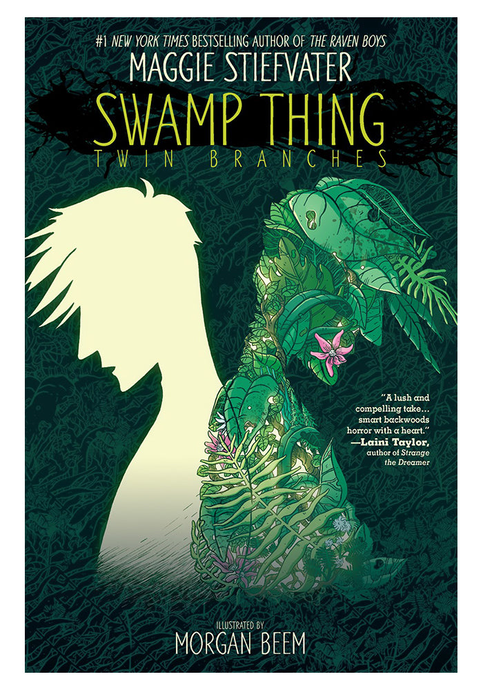 DC COMICS Swamp Thing: Twin Branches Graphic Novel