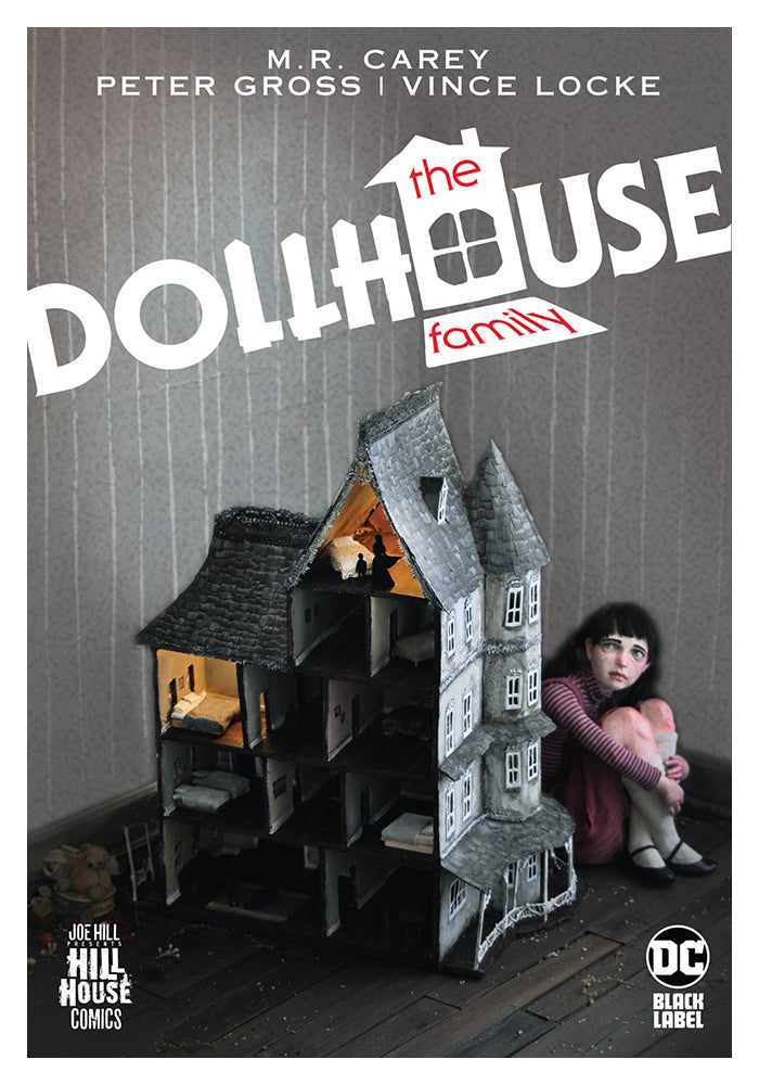DC COMICS The Dollhouse Family Hardcover Graphic Novel