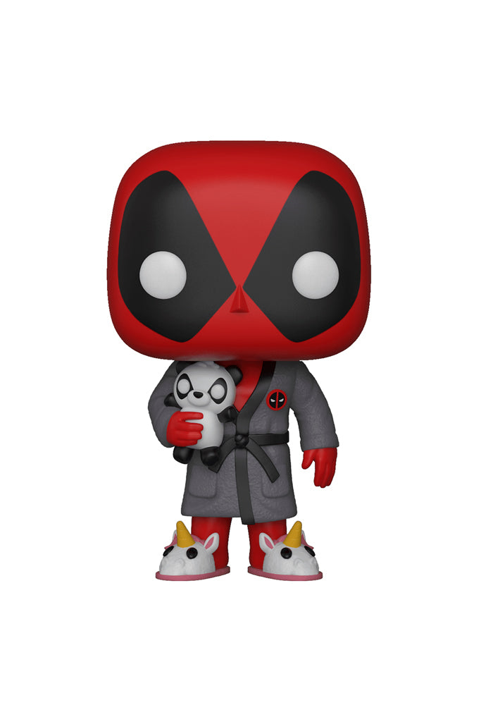 DEADPOOL Funko Pop! Marvel: Deadpool - Bedtime Deadpool