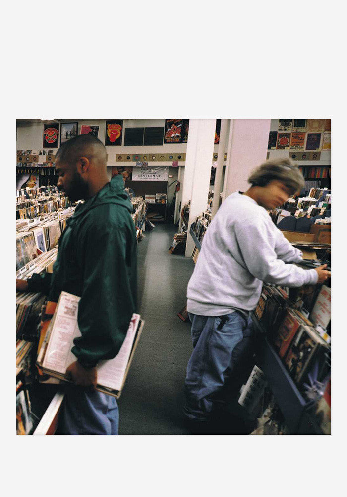 DJ SHADOW Endtroducting... 2 LP