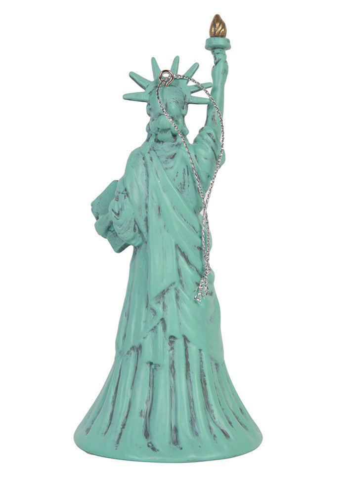 DOCTOR WHO Statue Of Liberty Weeping Angel Ornament