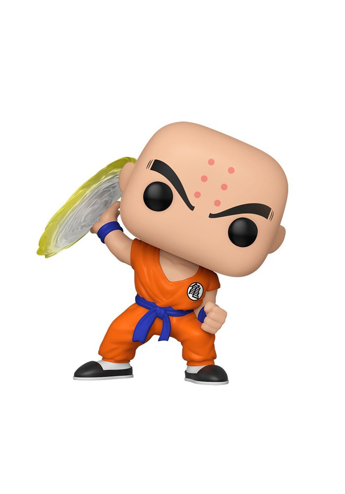 DRAGON BALL Z Funko Pop! Anime: Dragon Ball Z - Krillen With Destructo Disc