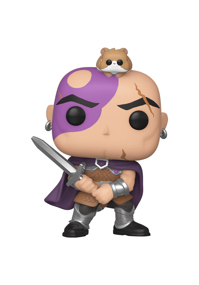 DUNGEONS & DRAGONS Funko Pop! Games: Dungeons & Dragons - Minsc & Boo