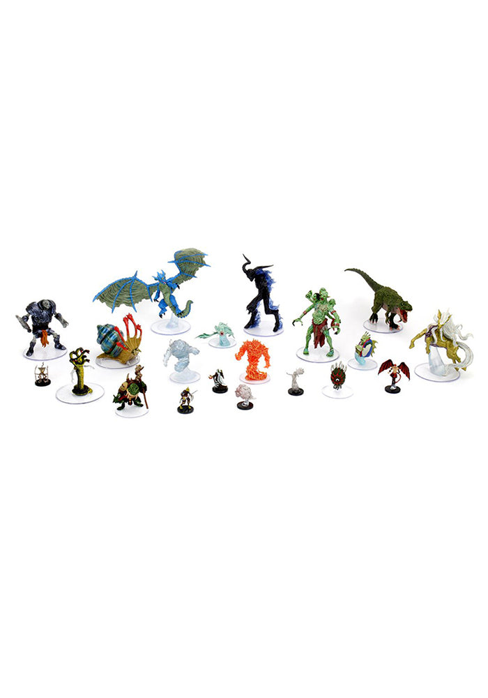 DUNGEONS & DRAGONS D&D Icons of the Realms - Fangs & Talons Miniatures Blind Box