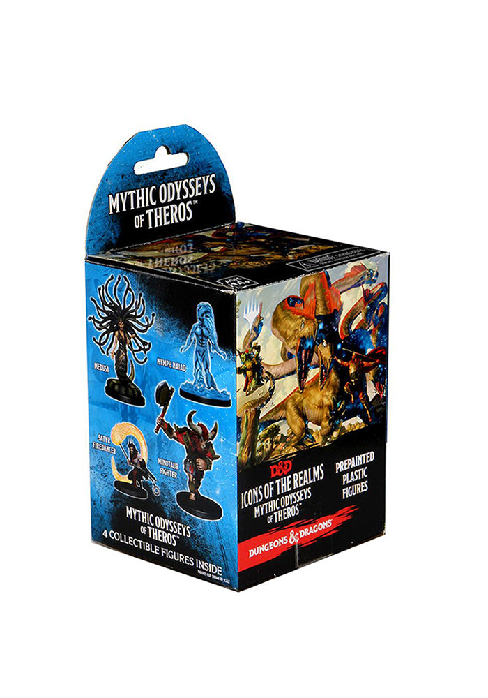 DUNGEONS & DRAGONS D&D Icons of the Realms - Mythic Odysseys of Theros Miniatures Blind Box