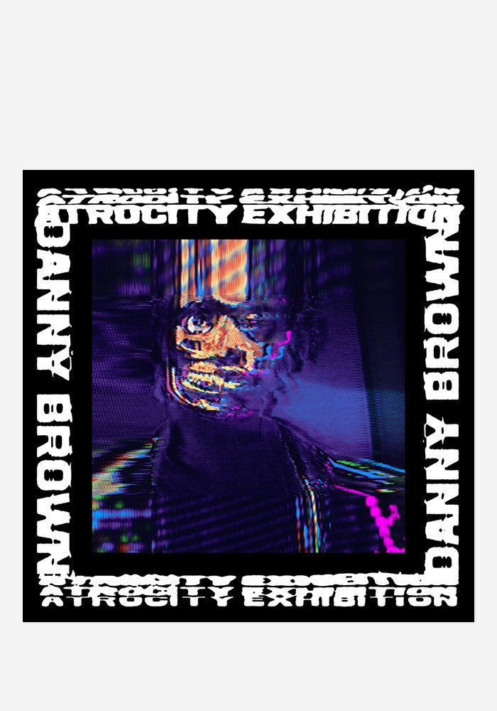DANNY BROWN Atrocity Exhibition 2 LP