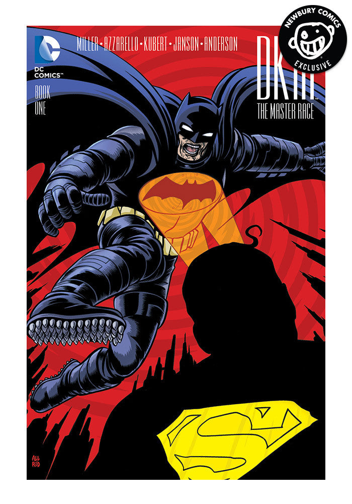 DC COMICS The Dark Knight III: The Master Race #1 Mike Allred Variant Cover (Color)