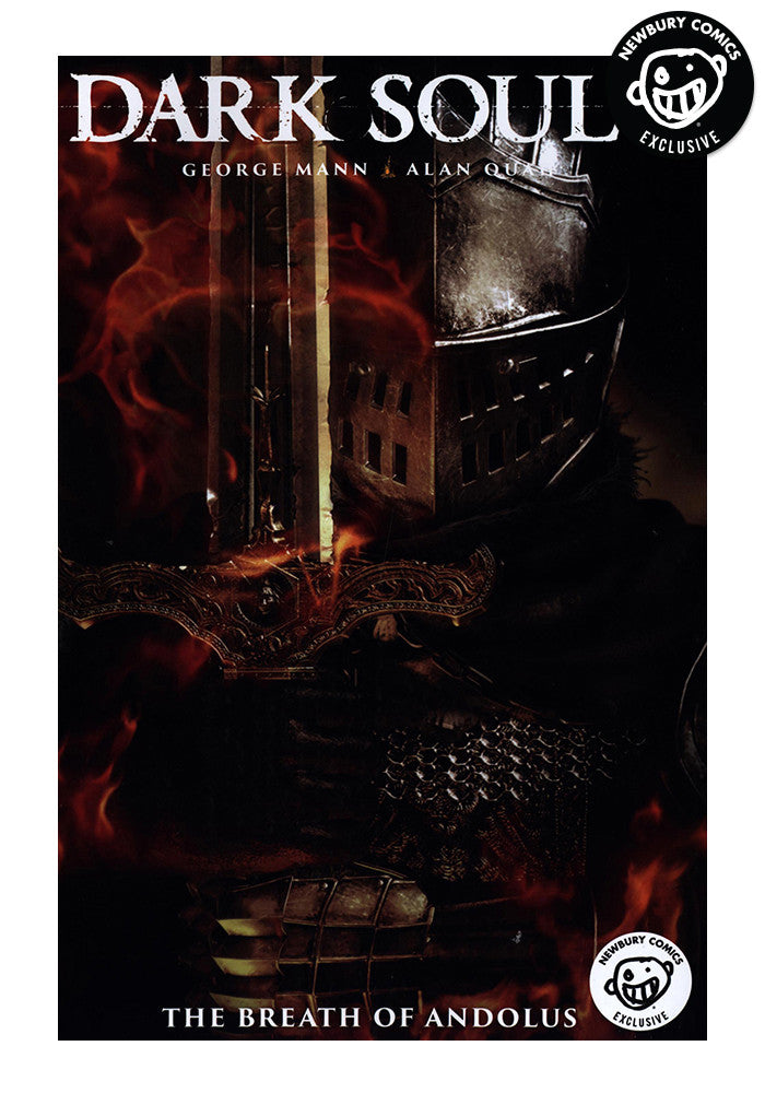 TITAN COMICS Dark Souls Vol 1: Breath Of Andolus Exclusive Variant Graphic Novel