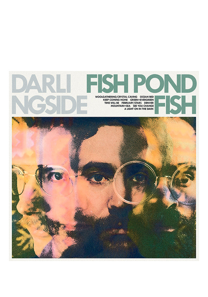 DARLINGSIDE Fish Pond Fish CD (w/ Autographed Postcard)