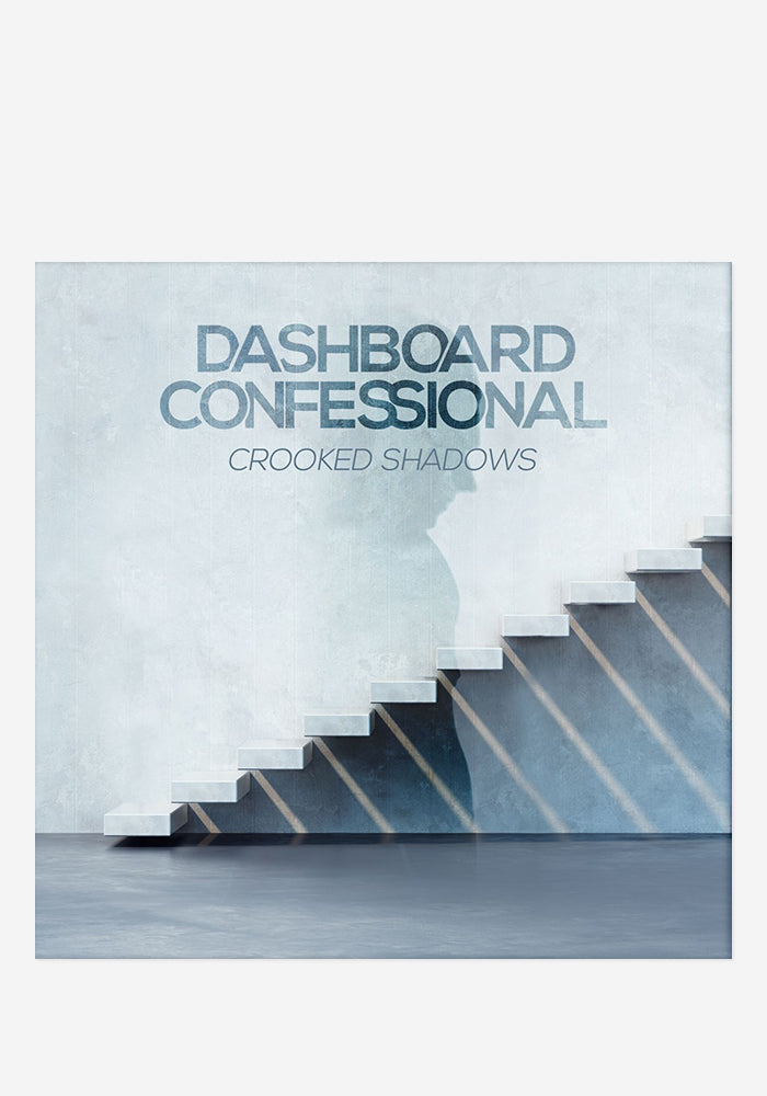 DASHBOARD CONFESSIONAL Crooked Shadows With Autographed CD Booklet