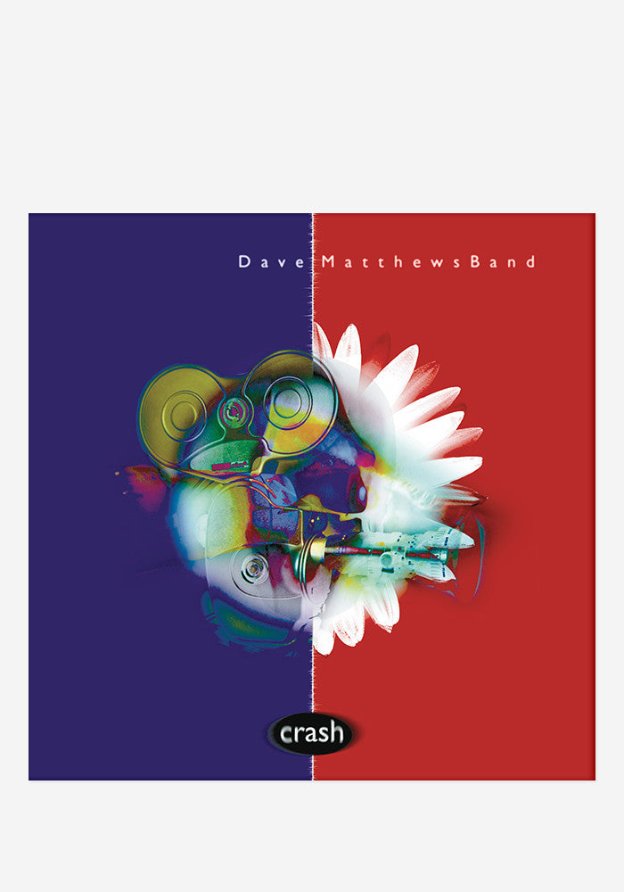 DAVE MATTHEWS BAND Crash Anniversary Edition 2 LP