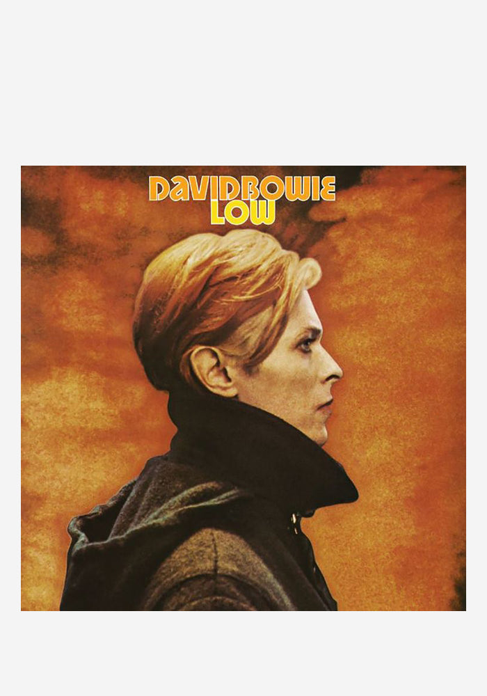 DAVID BOWIE Low LP