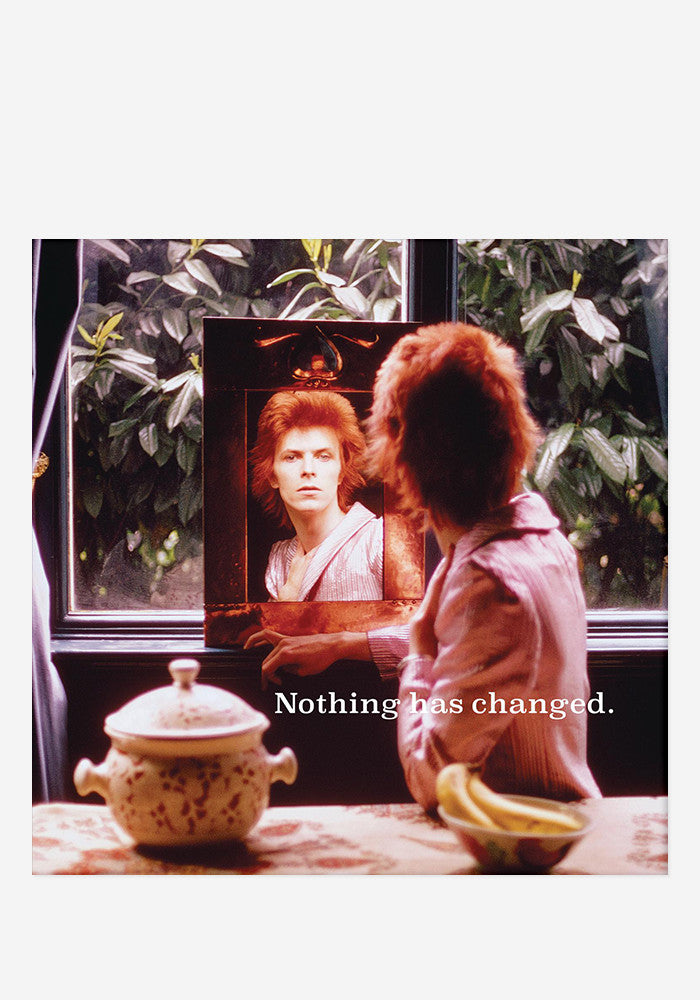 DAVID BOWIE Nothing Has Changed 2 LP
