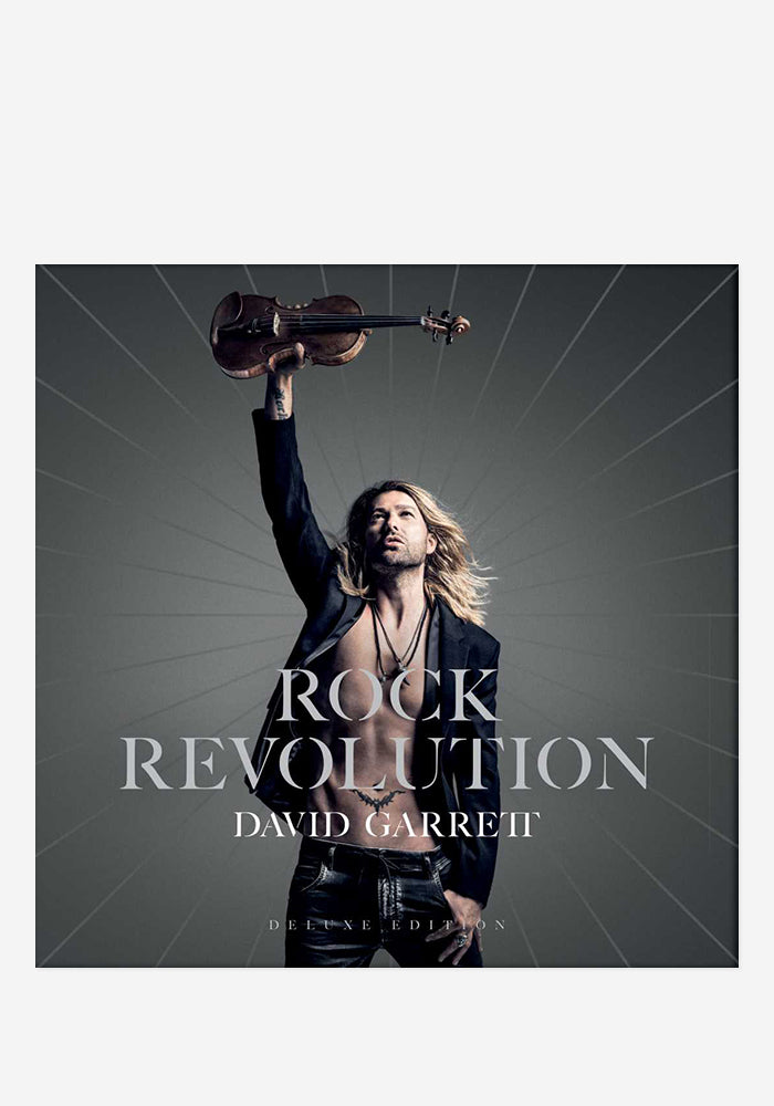 Rock Revolution CD/DVD With Autographed Booklet