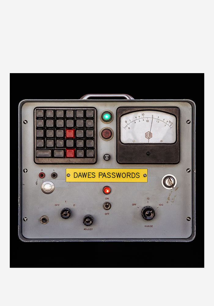 DAWES Passwords With Autographed CD Booklet