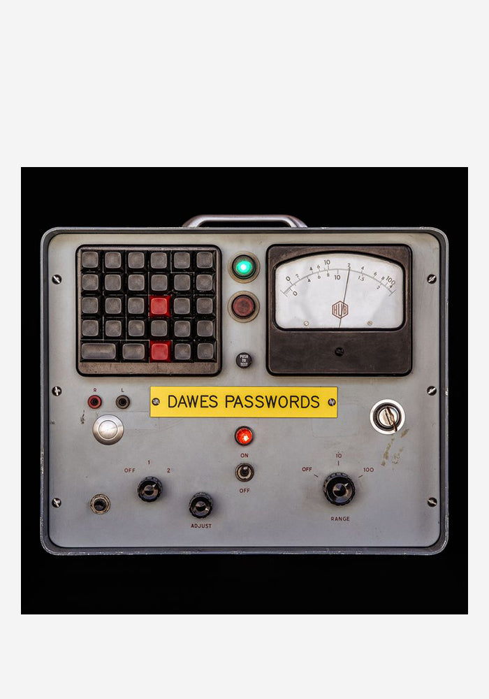 DAWES Passwords 2 LP (Color)