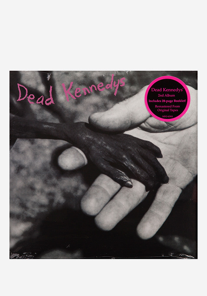 DEAD KENNEDYS Plastic Surgery Disasters LP