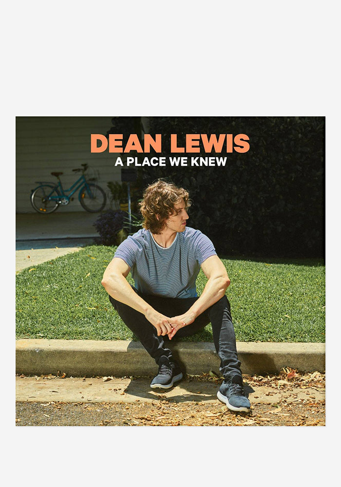 DEAN LEWIS A Place We Knew CD With Autographed Booklet