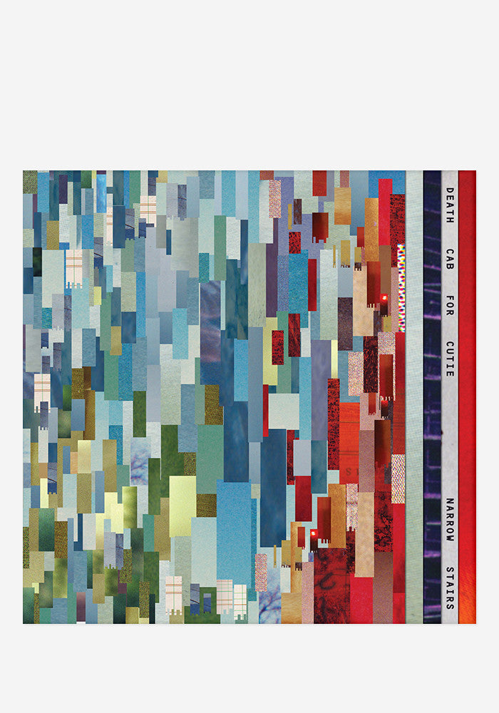 DEATH CAB FOR CUTIE Narrow Stairs LP