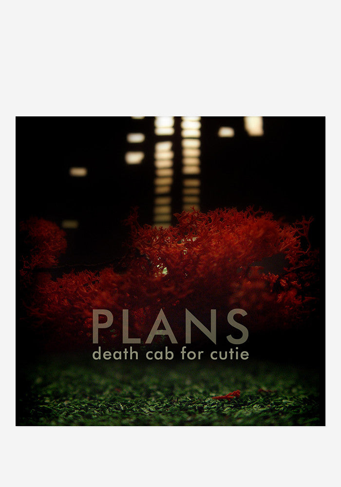 DEATH CAB FOR CUTIE Plans 2 LP