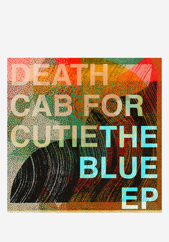 DEATH CAB FOR CUTIE The Blue EP (Color)