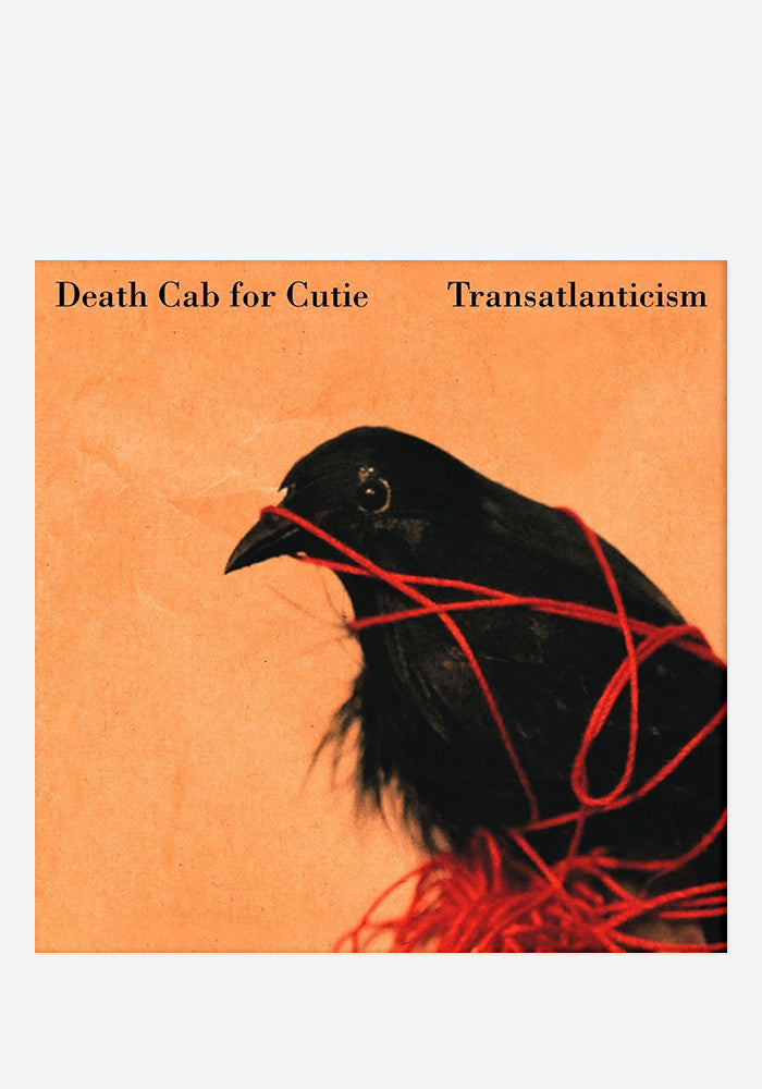DEATH CAB FOR CUTIE Transatlanticism 10th Anniversary 2 LP