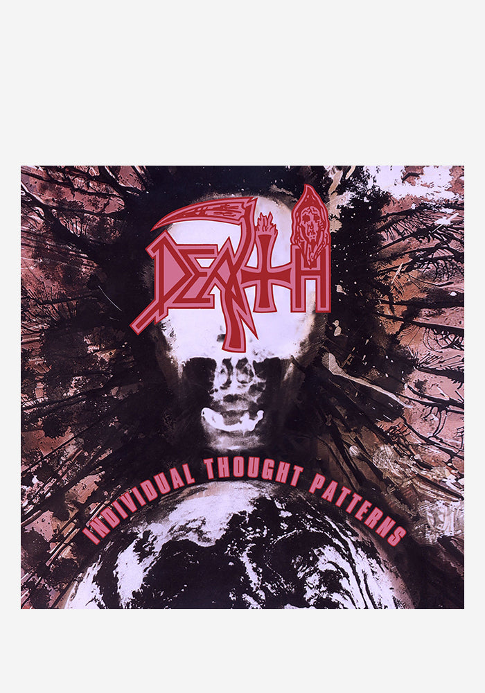 DEATH Individual Thought Patterns 25th Anniversary 2 LP (Color)