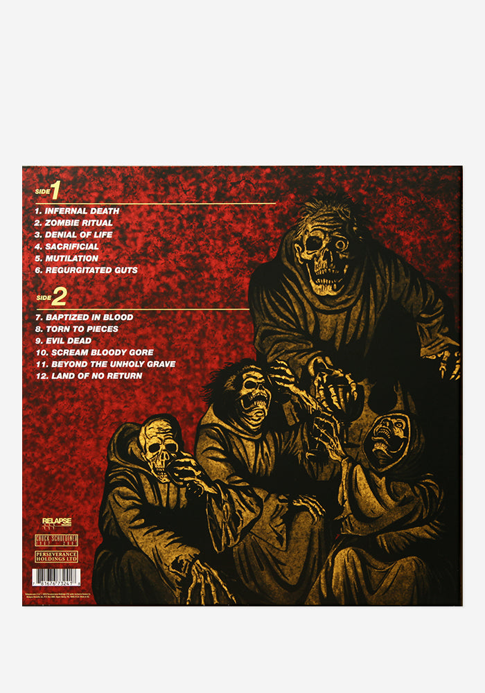 DEATH Scream Bloody Gore Exclusive LP