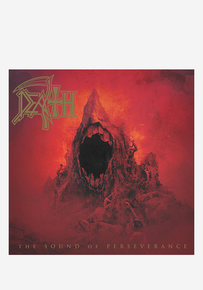 DEATH The Sound Of Perseverance 2LP (Color)