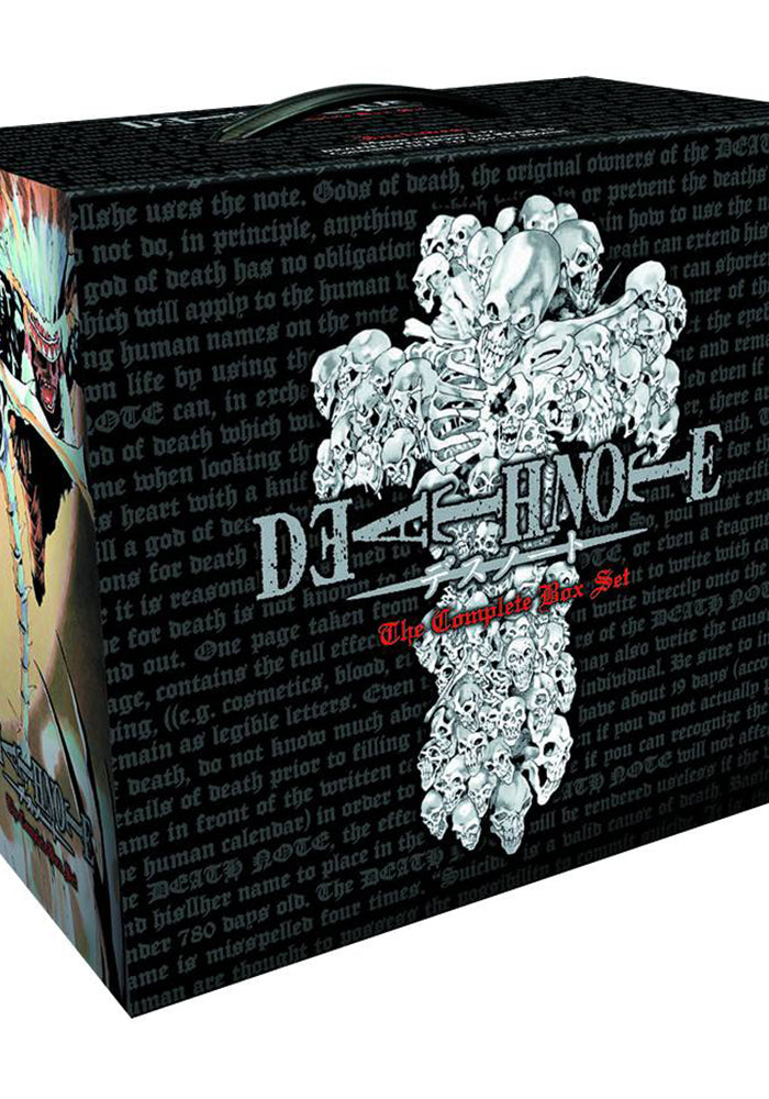 VIZ MEDIA Death Note Box Set Manga