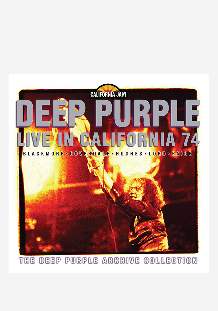 DEEP PURPLE Live In California '74 2LP