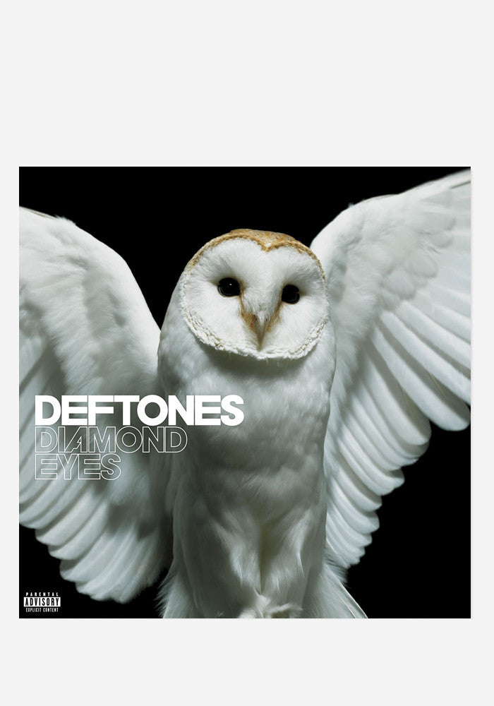 DEFTONES Diamond Eyes LP (Color)