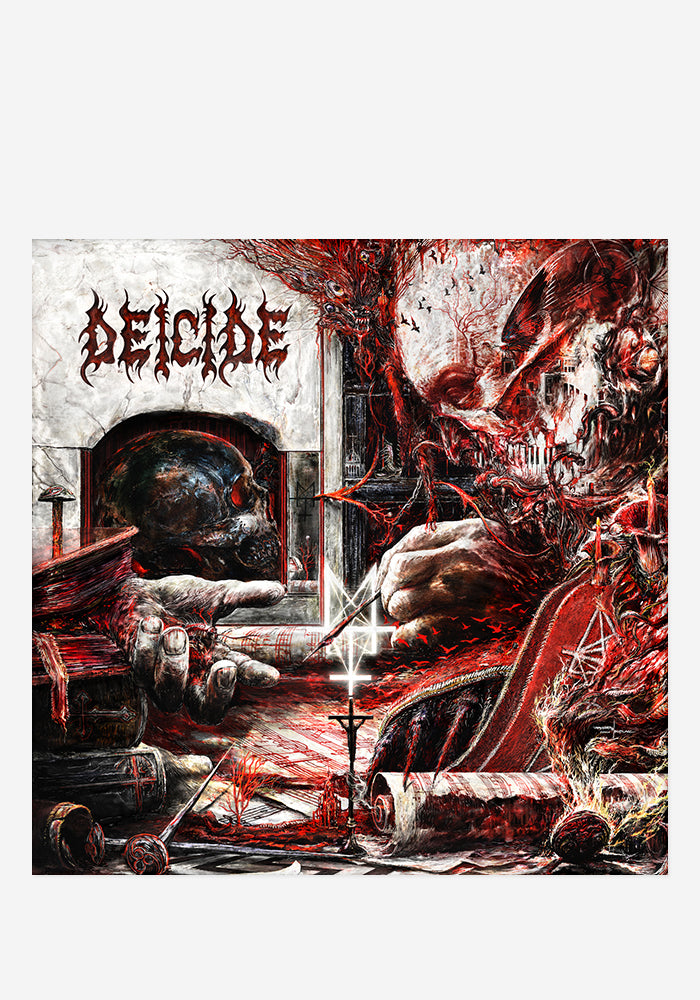 DEICIDE Overtures Of Blasphemy CD With Autographed Booklet