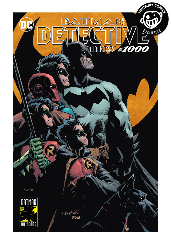 DC COMICS Detective Comics #1000 Exclusive Variant Comic (Color)