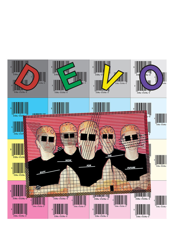 DEVO Duty Now For The Future LP (Color)