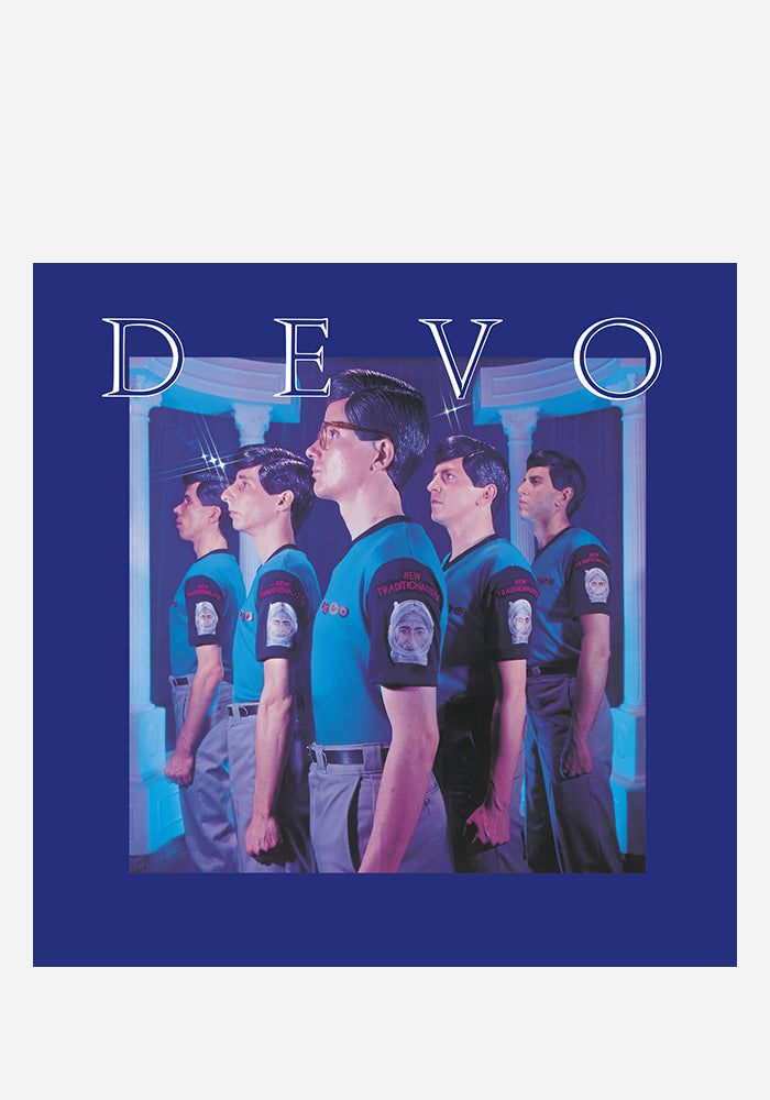 DEVO New Traditionalists LP (Color)