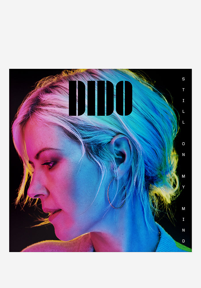 DIDO Still On My Mind CD With Autographed Booklet